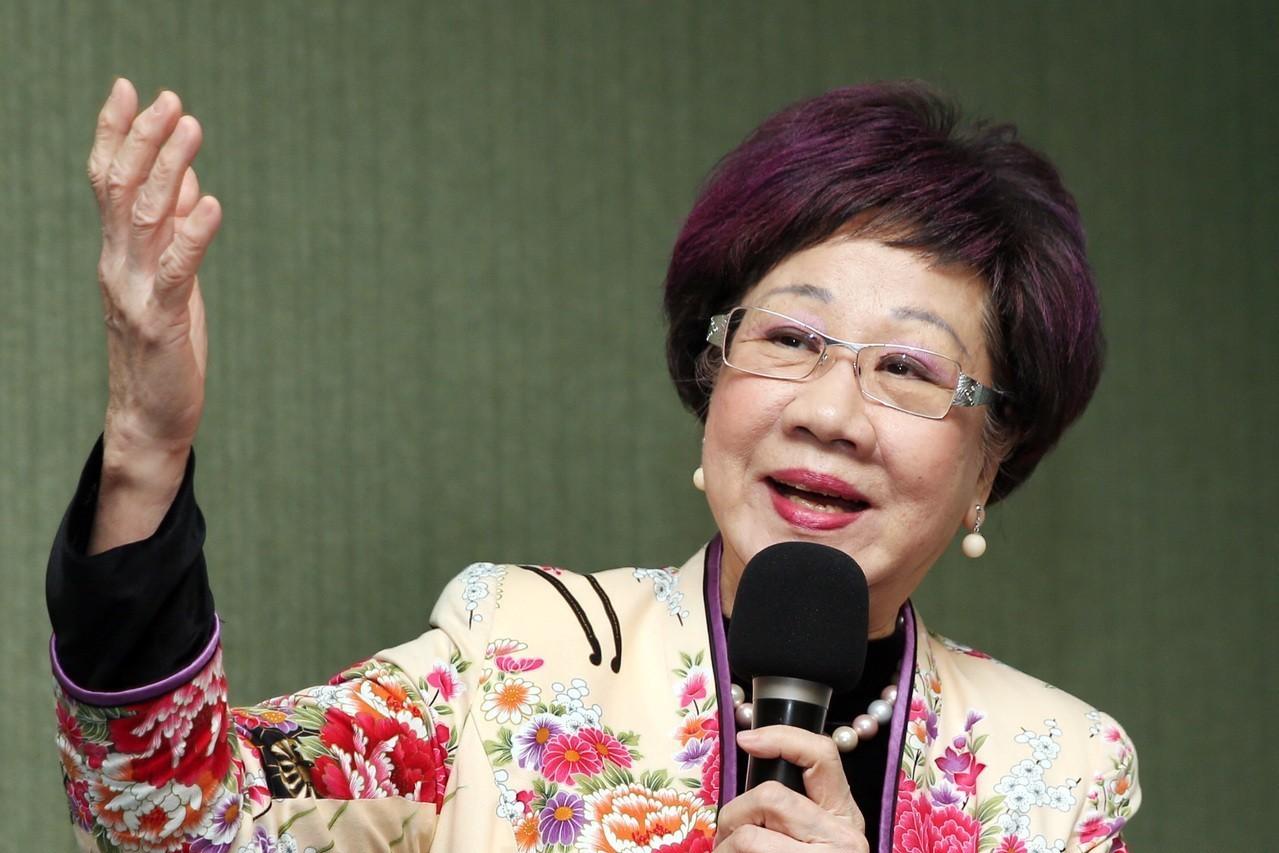 震撼彈! 呂秀蓮周二登記參選總統