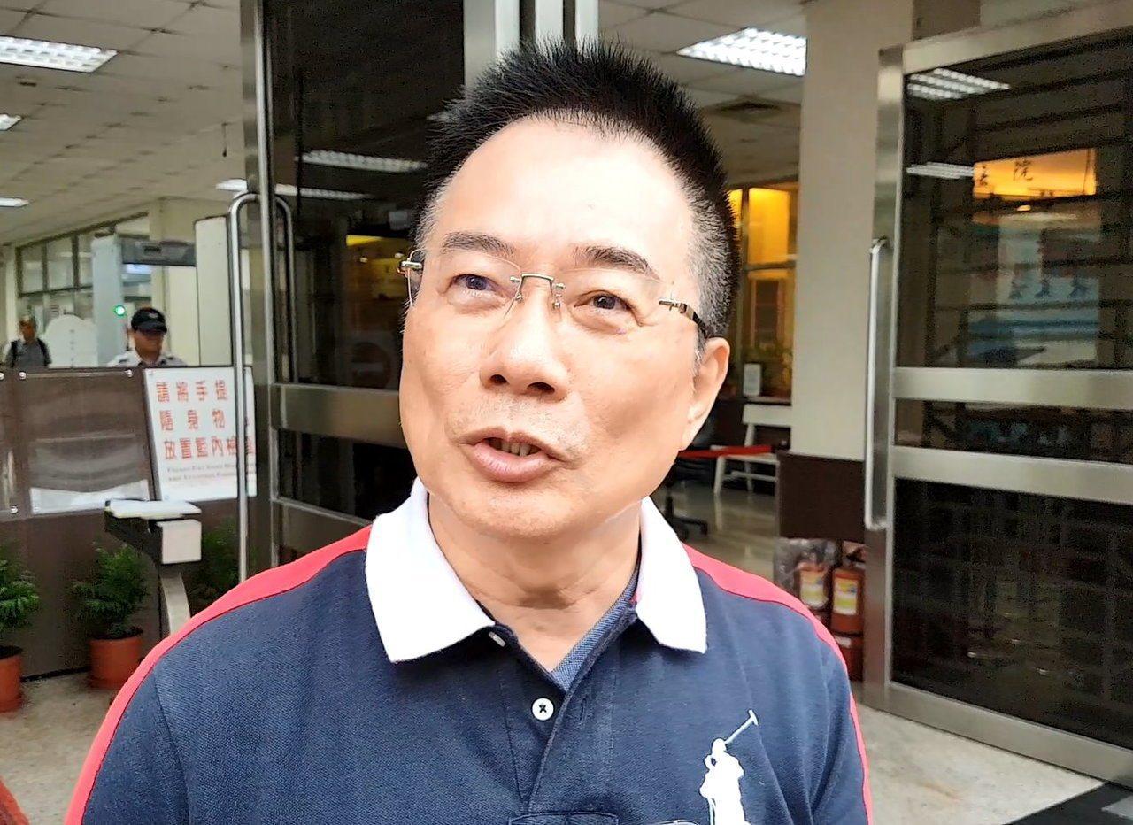國民黨政策會前執行長蔡正元。本報資料照片