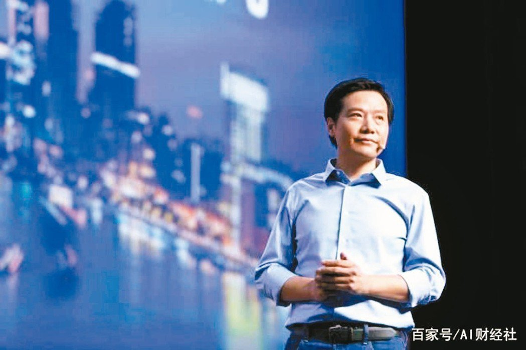 小米去年賺了人民幣86億元,雷軍年薪近百億元。 (取自AI財經社)