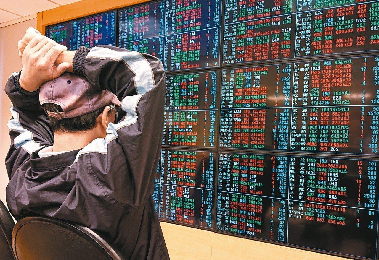 今日多檔股票出現震盪走勢,尤其鴻海開高走低,1點過後又出現大地震,台股收盤下跌3...