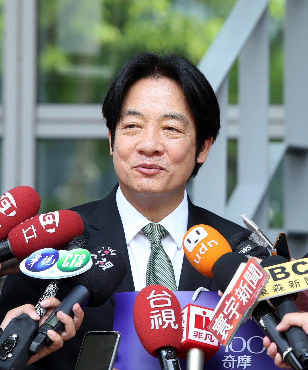 賴清德指出,包括台灣在內的六個國家,將公開人類史上首張直接觀測黑洞的影像。記者曾...