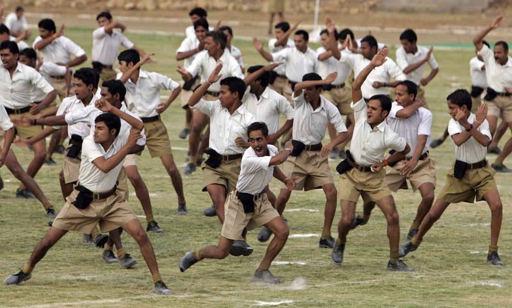 網路印度教徒與右翼印度教團體「國民志願服務團」(RSS)互為表裡,可謂是印度版的...