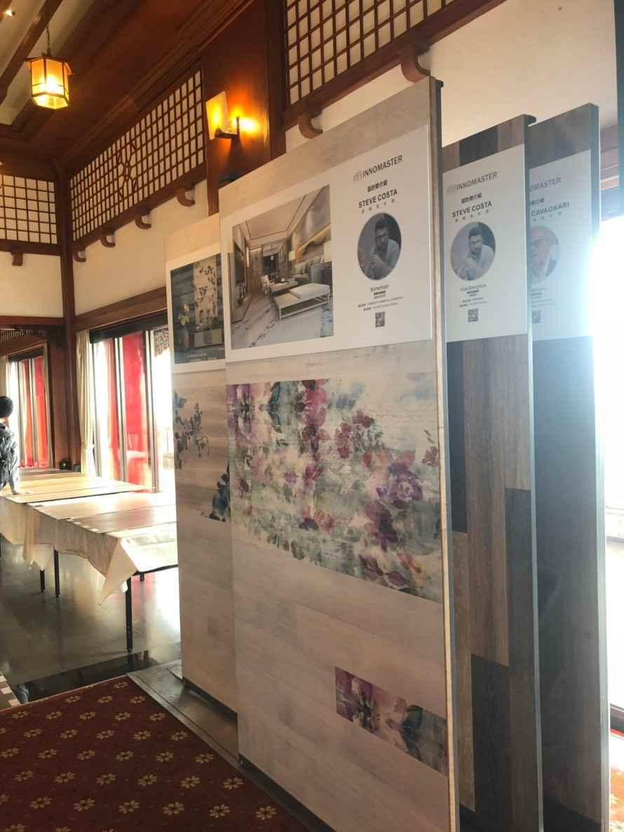 意大利設計家設計的彩繪牆板,讓整個室內空間設計變得更加的活潑生動而且有趣。 創意...