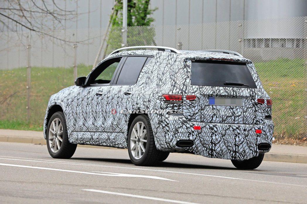 在正規版本發表前,Mercedes-Benz將在四月中舉行的2019上海車展先帶...