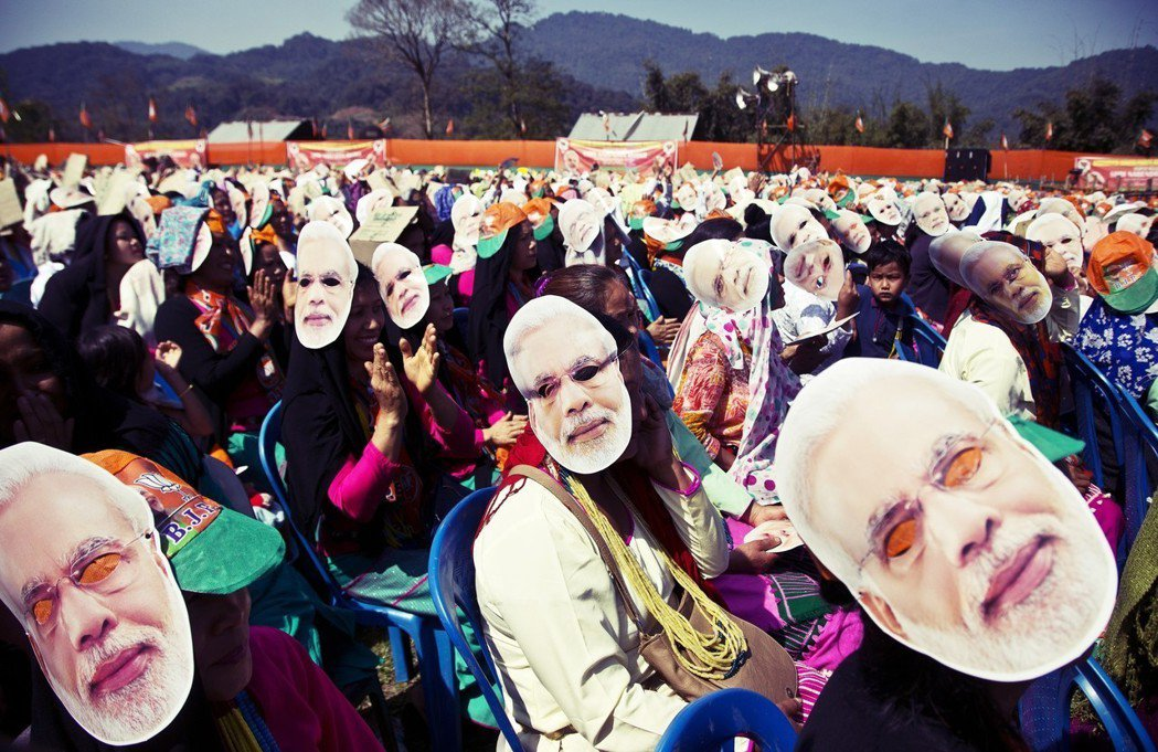 假新聞煽動民族與民粹主義情緒,更為11日即將來臨、多達9億選民的印度大選,平添不...