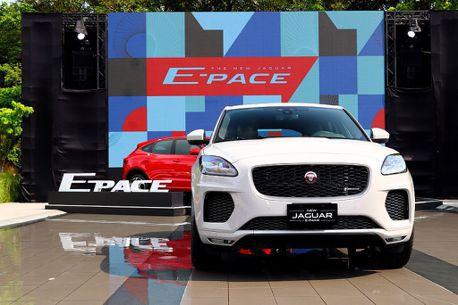 正式售價再調降5萬!Jaguar都會小跑旅E-Pace在台開賣
