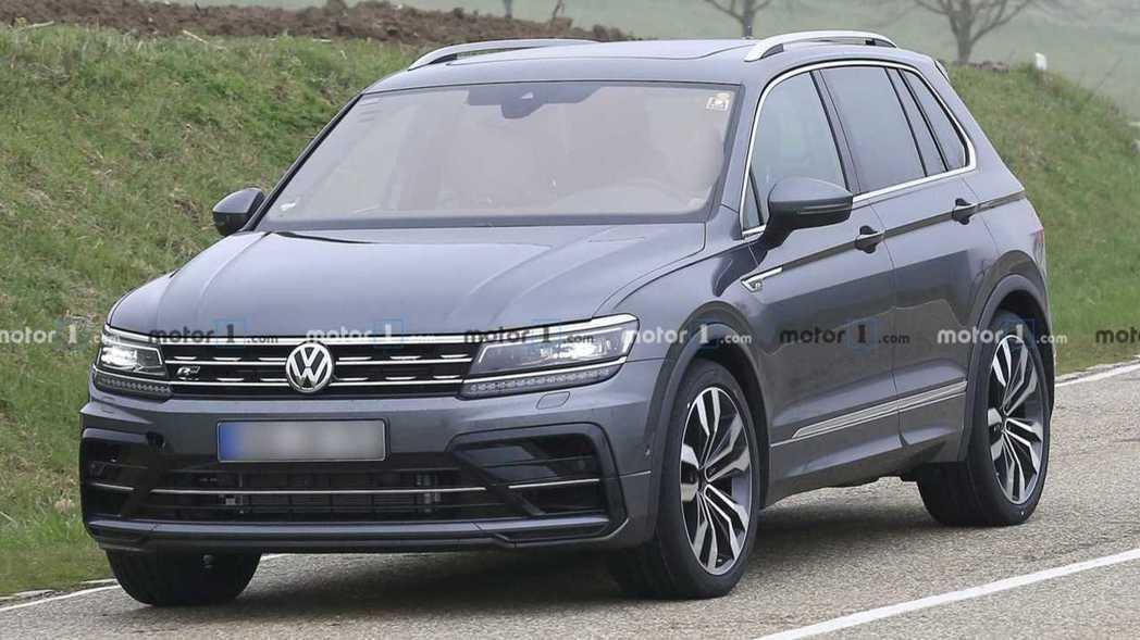 Volkswagen Tiguan居然也要推出性能款。 摘自Volkswagen