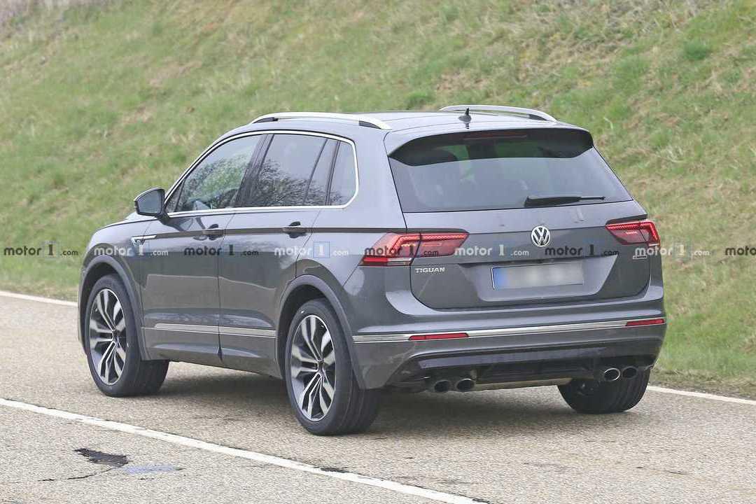超過300匹的性能版地瓜來了?Volkswagen Tiguan R偷偷上路!