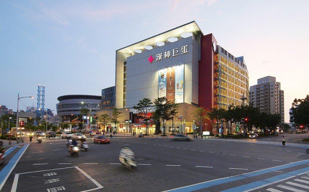 「博愛特區」成形,發展潛力媲美台北信義計畫,也帶動區域房市。圖片提供/甲六園建設