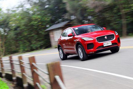 Baby Jaguar!E-Pace跨界跑旅不只有性能味也具備獵殺能力