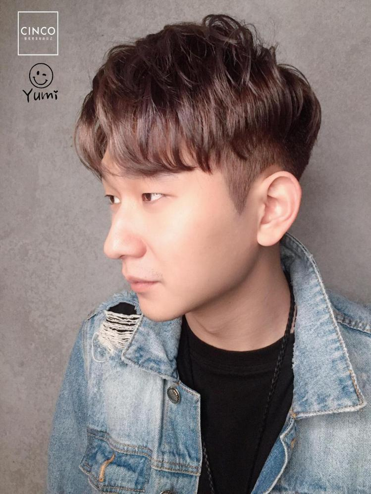 髮型創作/Yumi hair salon / Yu Mi。圖/StyleMap提...