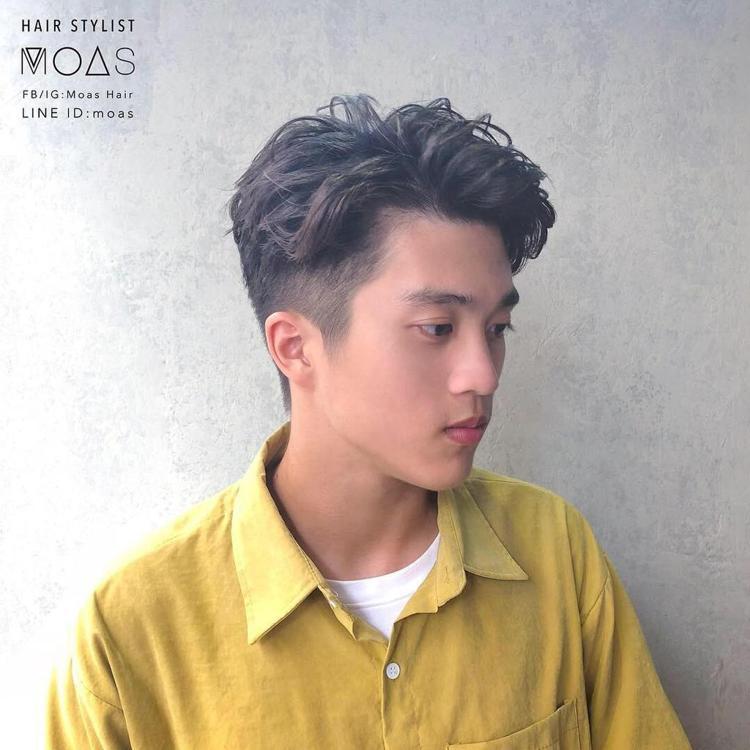 髮型創作/IZUMI Hair Make / Moas (摩斯)。圖/Style...