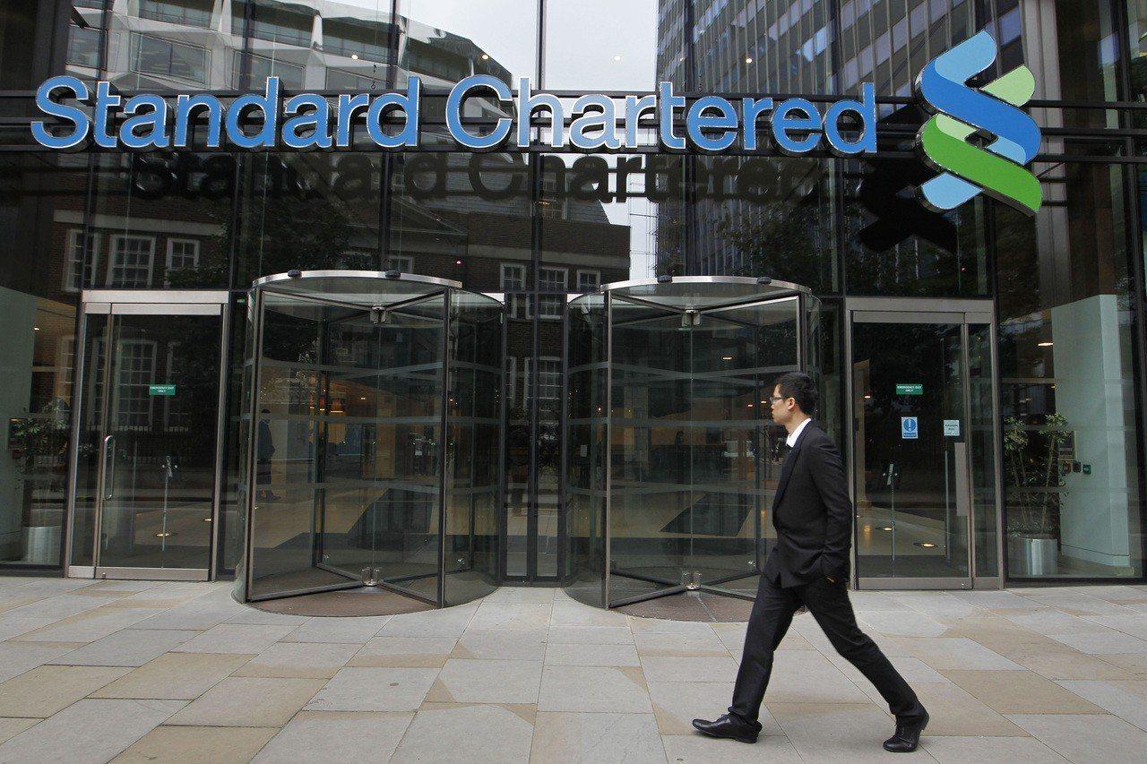 渣打銀行被控為伊朗等遭美國制裁國家的客戶進行交易。美聯社