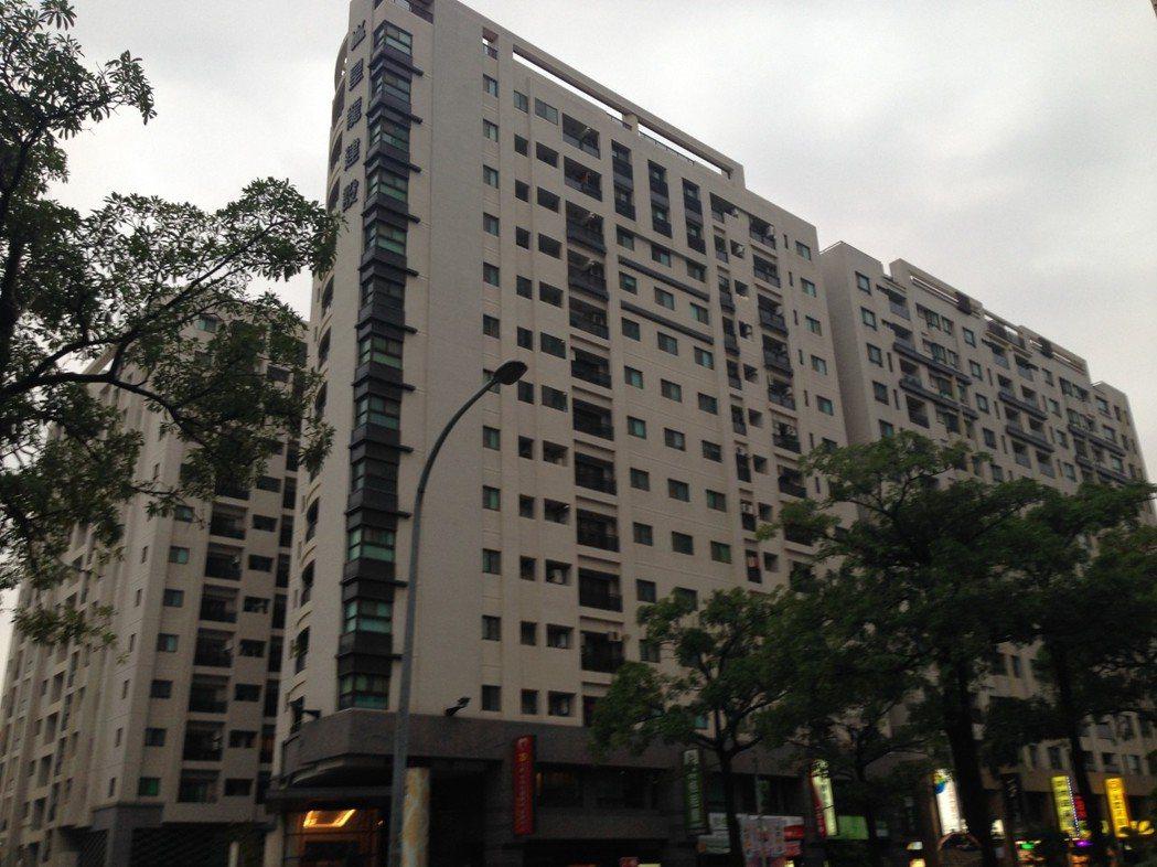 台南第1季房市交易逆勢成長,建物買賣移轉棟數增3.56%。 報系資料照