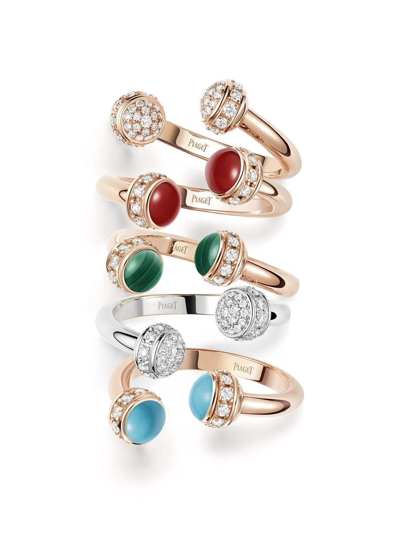 伯爵Possession系列戒指,93,000元起。圖/伯爵提供