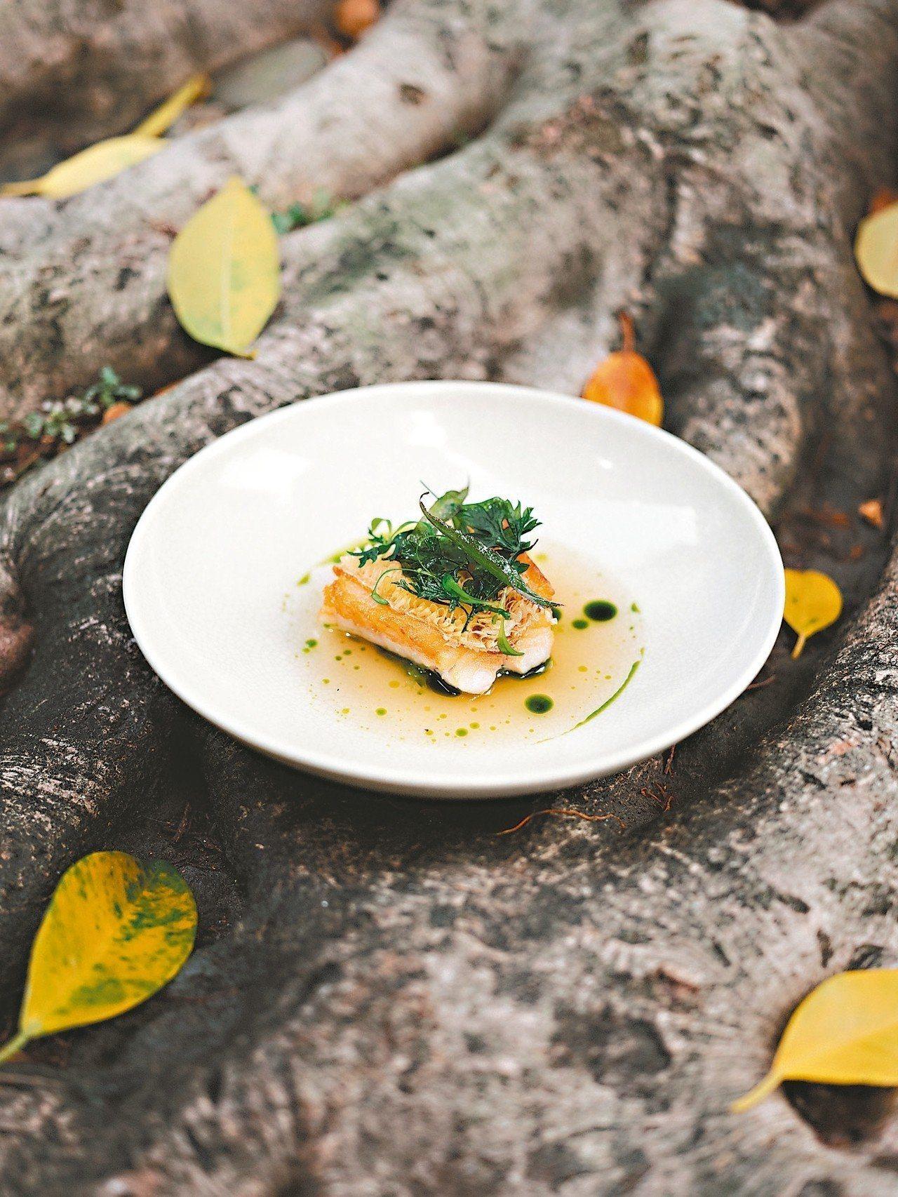 時尚歐式餐廳MUME善用台灣當地食材,變幻出令人驚豔的創意料理。圖/MUME提供
