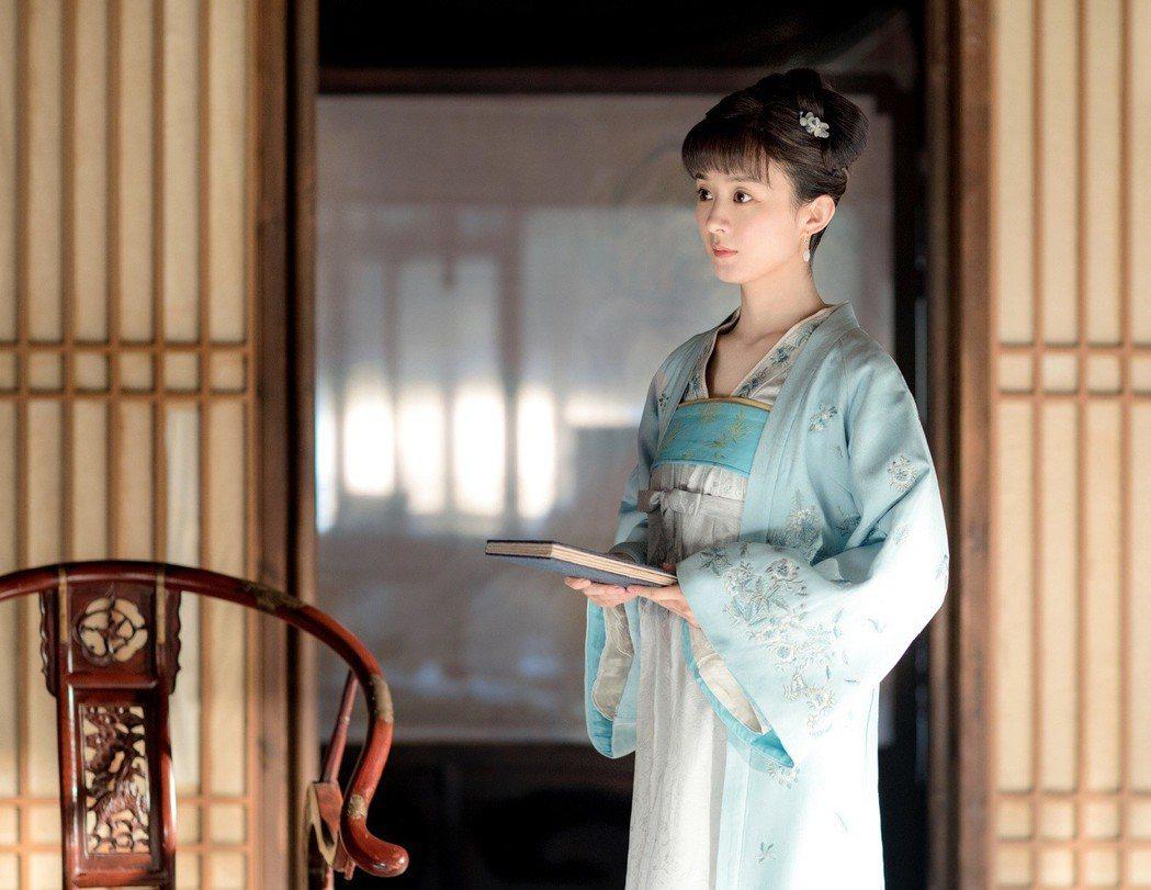 趙麗穎主演「知否知否應是綠肥紅瘦」。圖/八大提供