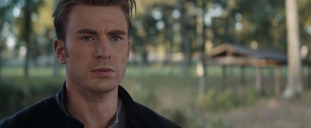 美國隊長在「復仇者聯盟:終局之戰」最後是生是死牽動無數粉絲的心。圖/摘自imdb