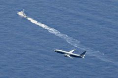 中俄全力搶撈墜海F-35A戰機 機會千載難逢