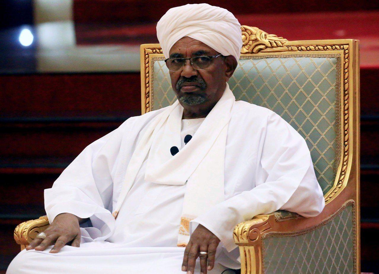 在位30年的蘇丹總統巴席爾。路透
