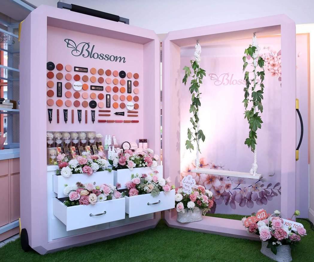 全新美妝選物店「Blossom繁花」三大獨家品牌:泰國彩妝品牌4U2、泰國哲學香...