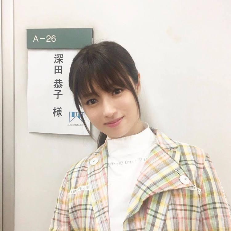 深田恭子。圖/擷自instagram