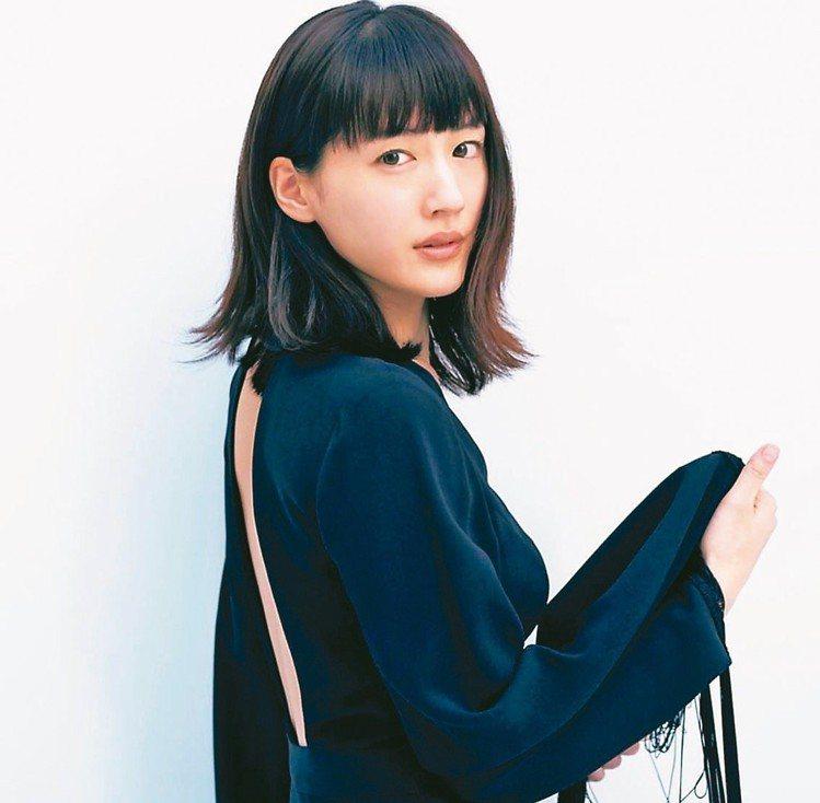 綾瀨遙。圖/本報系資料照
