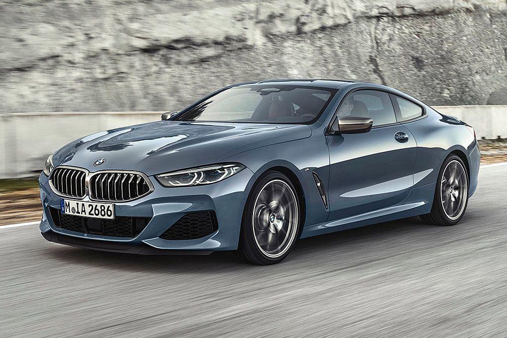 已經發表上市的BMW M850i XDrive Coupe,繳出8.7km/L的...