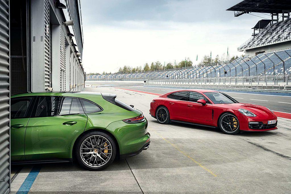 即將在台亮相開售的Porsche Panamera GTS/Panamera G...