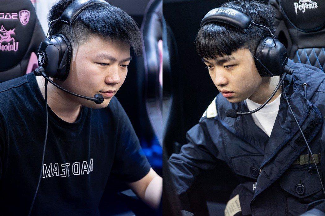 Uniboy與Kongyue的表現將成為MAD奪冠關鍵/圖片截自Garena L...