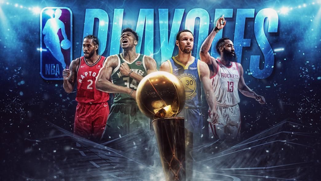 NBA 2019季後賽對戰表─西區