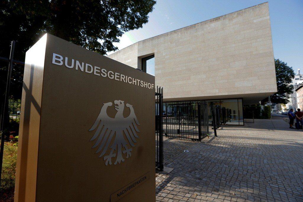 德國聯邦最高法院。 圖/路透社