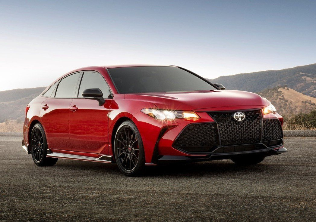 Toyota Avalon TRD。 摘自Toyota