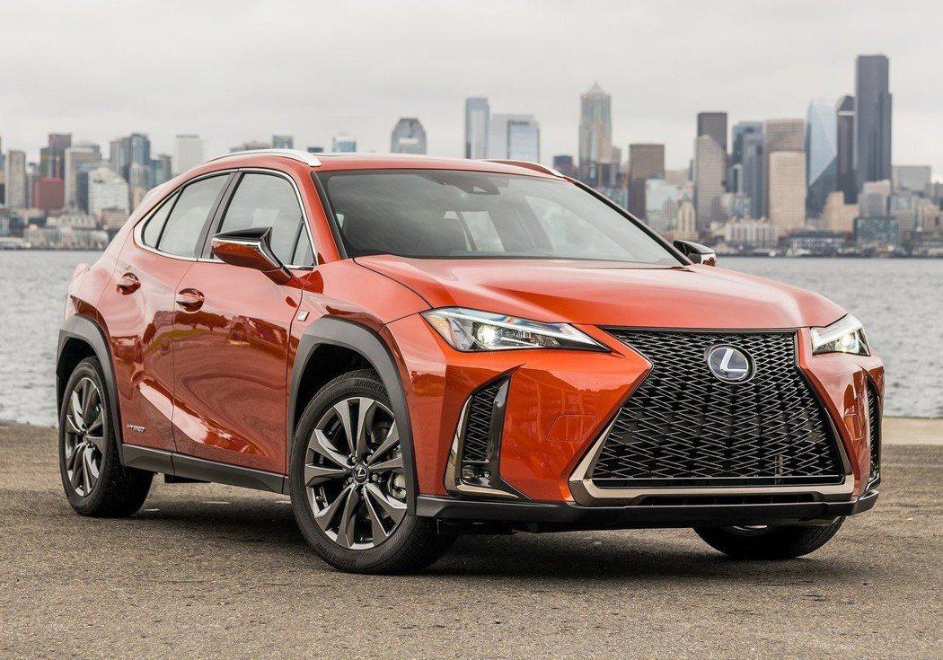今年新增的Lexus UX 250h市場接受度備受期待。 摘自Lexus
