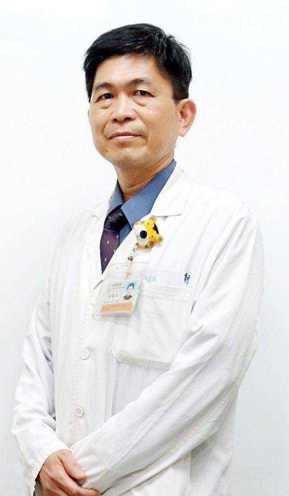 屏東東港安泰醫院榮譽副院長林基正醫師提醒,「 肺功能差的患者,有可能因為嚴重肺炎...