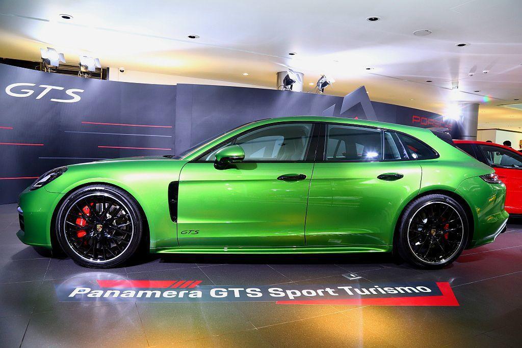 保時捷Panamera GTS Sport Turismo高性能豪華獵旅結合動感...