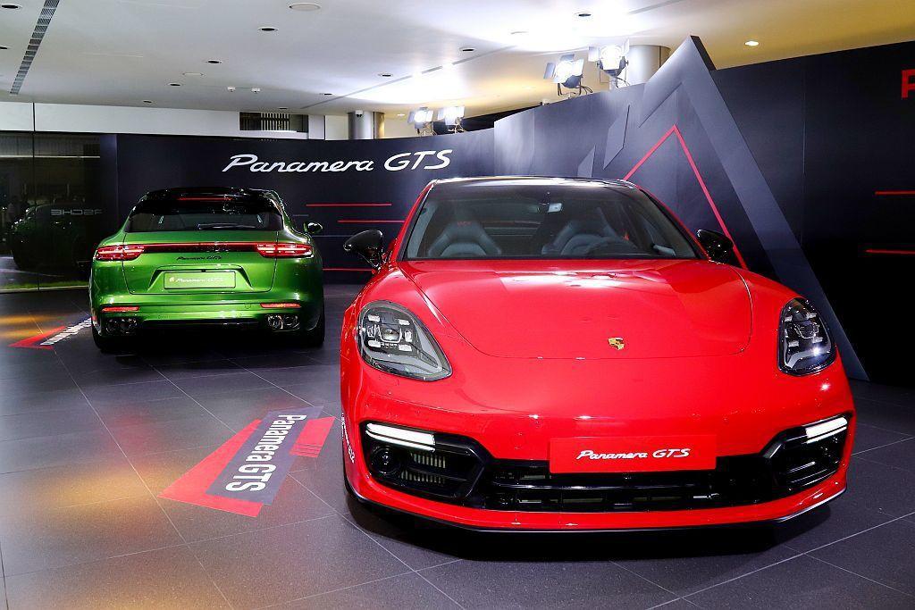 去年10月國外發表、台灣也同步預售的全新保時捷Panamera GTS車系,今(...