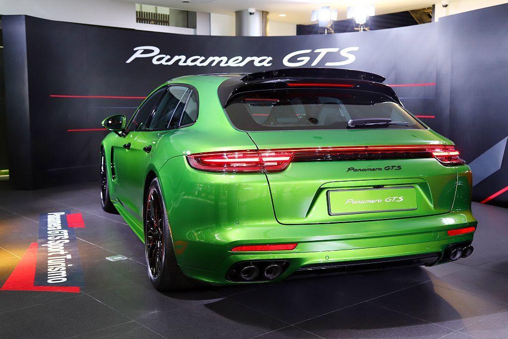 全新第二代Panamera GTS車系首次提供Sports Turismo豪華獵...