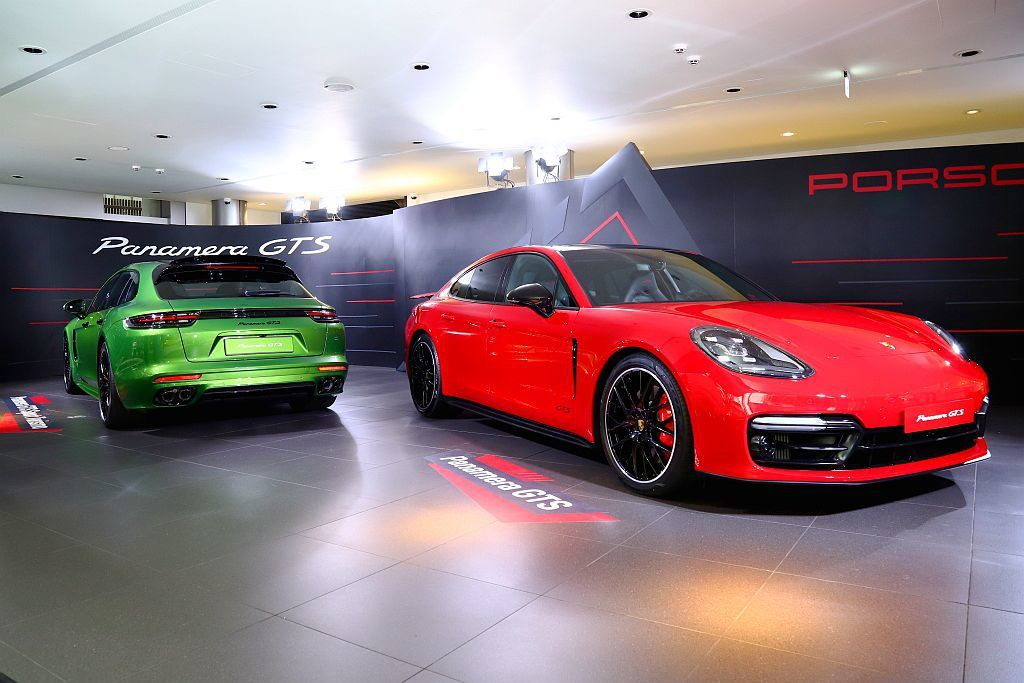 保時捷跑房車/旅行車性能壓境!Panamera GTS/Sport Turismo抵台開賣