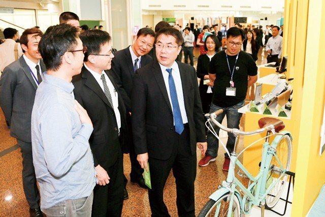 市長出席2019南台灣產業大進擊創新論壇啟動儀式。