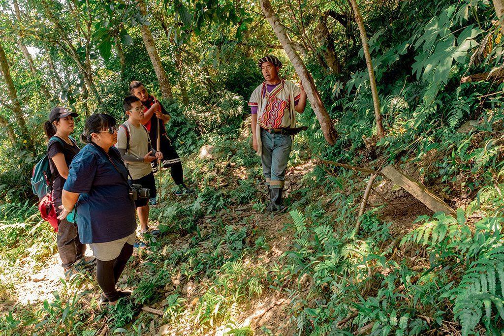 ▲原鄉體驗:台東部落-永康部落獵人文化。(圖/雅比斯國際創意策略股份有限公司)