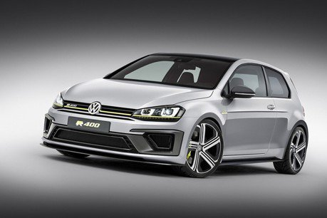 VW Golf R Plus計畫要復活了嗎?400匹馬力超級鋼炮!