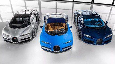Bugatti跨界休旅4年後現身?可秒殺Lamborghini Urus !