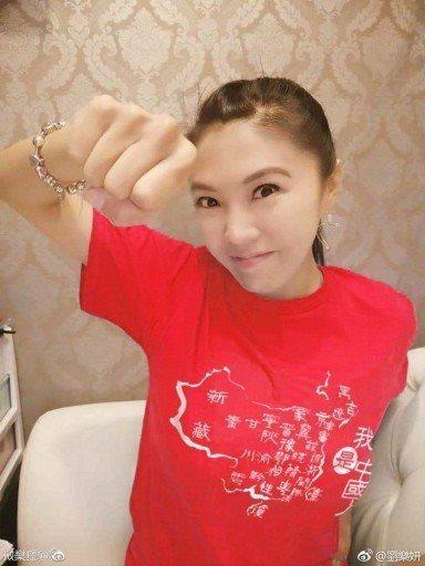 藝人劉樂妍遭起訴。圖/摘自臉書