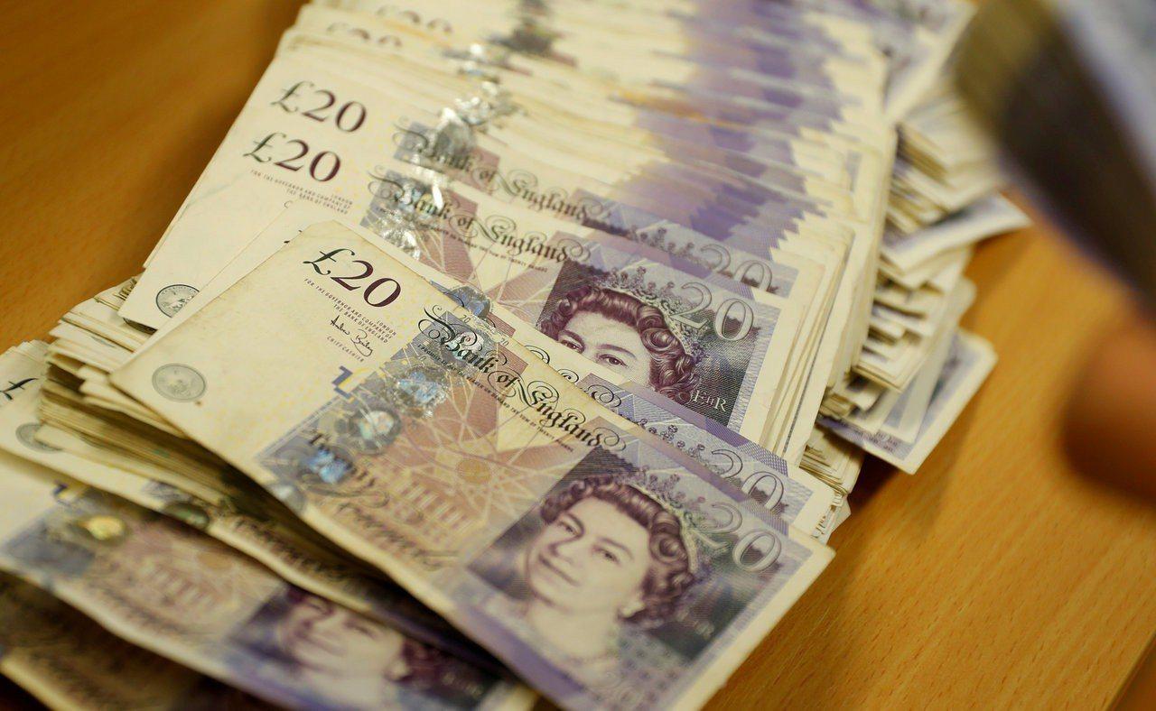 分析師認為,英鎊若低於1.24美元,是買進時機。路透。