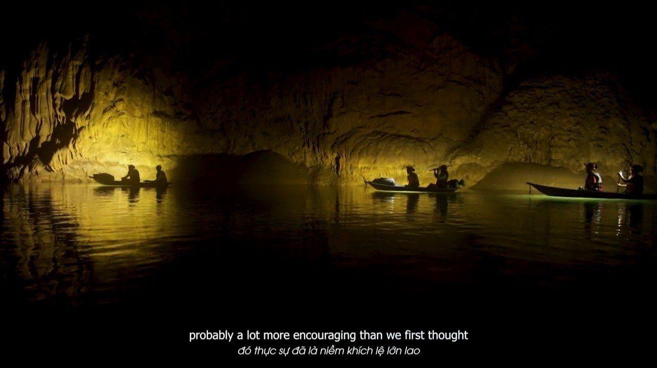 2018年6月曾赴泰北協助搜救受困洞穴青少年足球隊的3名英國潛水員日前獲邀到越南...