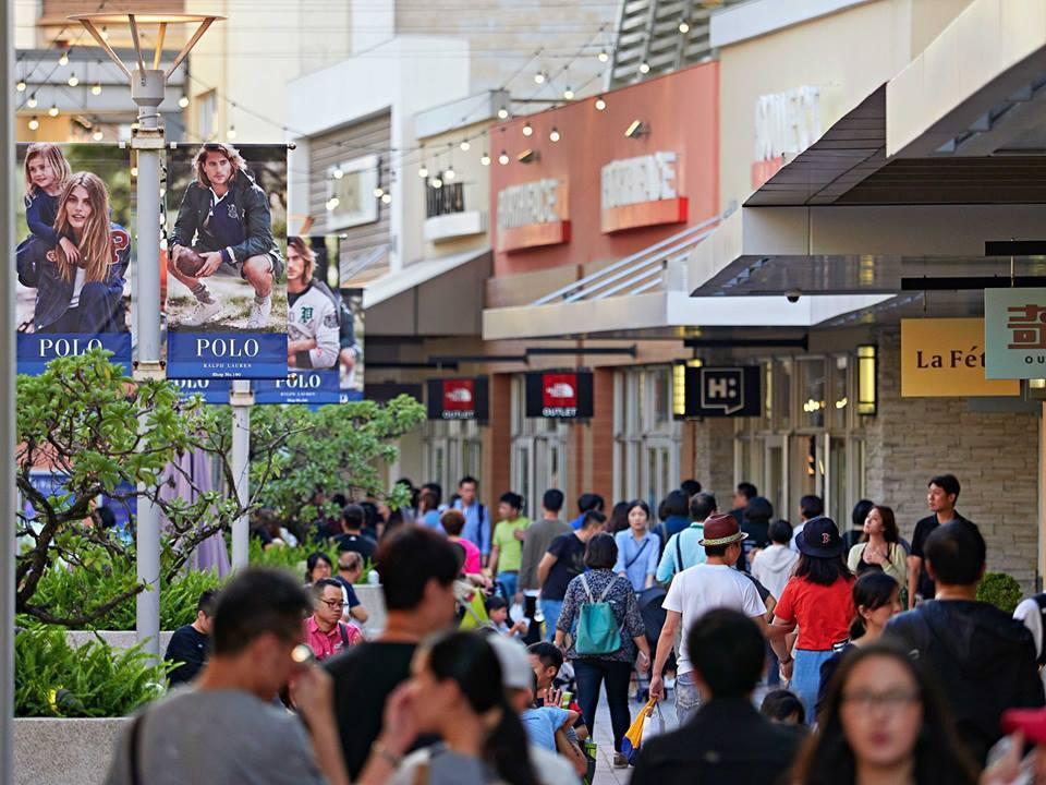 GLORIA OUTLETS華泰名品城是全台唯一擁有最齊全國際精品品牌的Outl...