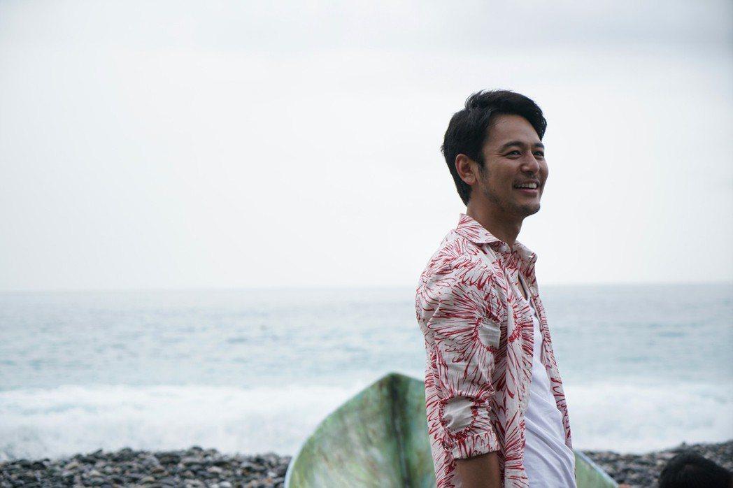妻夫木聰將在月底來台宣傳「亡命之途」。圖/威視提供