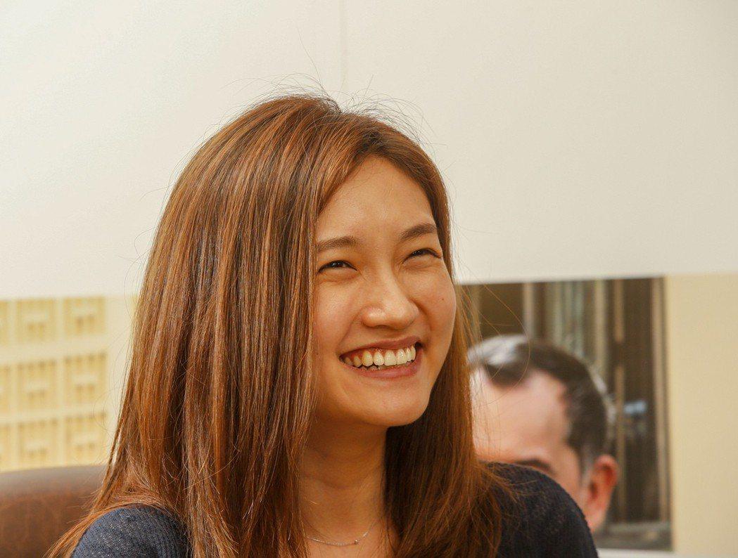 「淪落人」導演陳小娟專訪。記者鄭超文/攝影