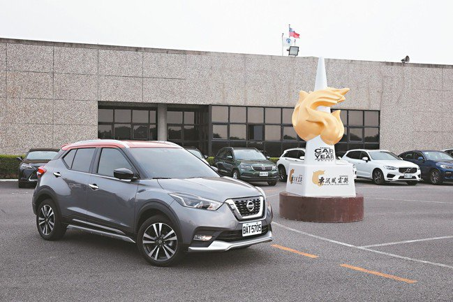 Nissan Kicks憑藉全方位主動安全及高性價比,一舉奪下「2019年度風雲...